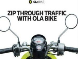 ola bike 70rs free ride hiva26