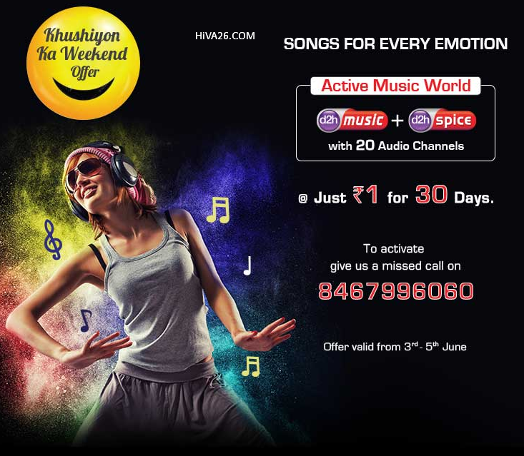 videocon-d2h-active-music-hiva26