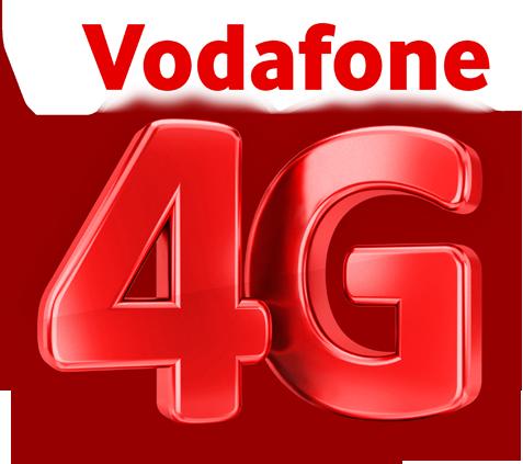 vodafone 1gb 4g free data