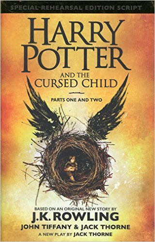Harry Potter and the Cursed Child buy online hiva26
