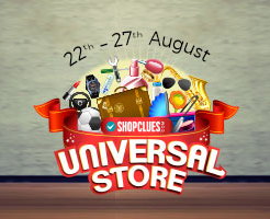 shopclues universal store offer hiva26