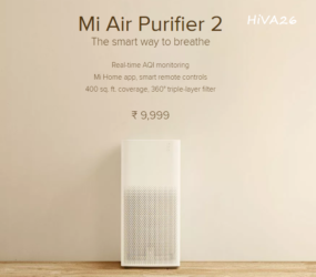 mi air purifier 2 features and sale online hiva26