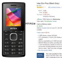 intex eco plus at amazon lowest buy online hiva26