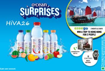 paytm ocean water fruit offer hiva26